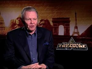 Jon Voight (National Treasure: Book of Secrets) Interview Video Thumbnail