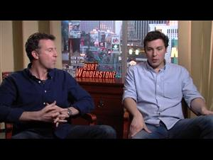 Jonathan Goldstein & John Francis Daley (The Incredible Burt Wonderstone) Interview Video Thumbnail