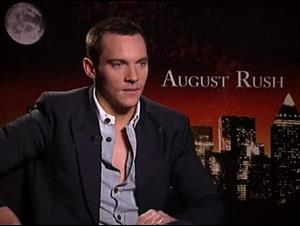 Jonathan Rhys Meyers (August Rush) Interview Video Thumbnail