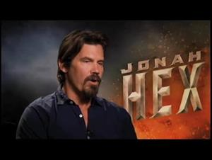 Josh Brolin (Jonah Hex) Interview Video Thumbnail