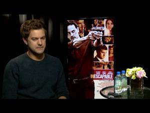 Joshua Jackson (Inescapable) Interview Video Thumbnail