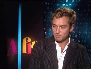 JUDE LAW - ALFIE Interview Video Thumbnail