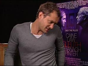 Jude Law (Sleuth) Interview Video Thumbnail