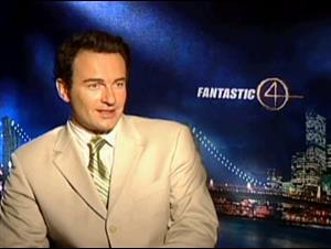 JULIAN MCMAHON - FANTASTIC FOUR Interview Video Thumbnail