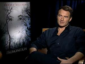 JULIAN MCMAHON (PREMONITION) Interview Video Thumbnail