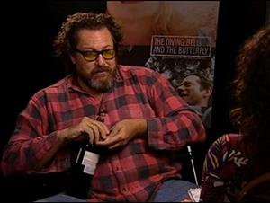 Julian Schnabel (The Diving Bell and the Butterfly) Interview Video Thumbnail