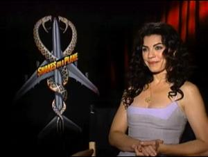 JULIANNA MARGULIES (SNAKES ON A PLANE) Interview Video Thumbnail