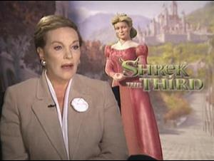julie-andrews-shrek-the-third Video Thumbnail