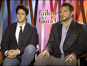 JUSTIN BARTHA & BRADLEY COOPER (FAILURE TO LAUNCH) Interview Video Thumbnail