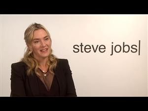 Kate Winslet - Steve Jobs Interview Video Thumbnail