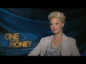 Katherine Heigl (One for the Money) Interview Video Thumbnail
