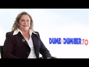 Kathleen Turner (Dumb and Dumber To) Interview Video Thumbnail