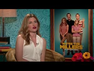 Kathryn Hahn (We're the Millers) Interview Video Thumbnail