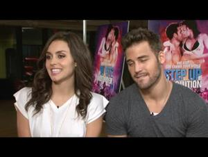 Kathryn McCormick & Ryan Guzman (Step Up Revolution) Interview Video Thumbnail