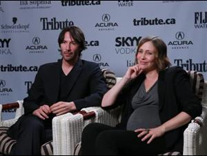 Keanu Reeves & Verga Farmiga (Henry's Crime) Interview Video Thumbnail
