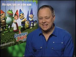 Kelly Asbury (Gnomeo & Juliet) Interview Video Thumbnail