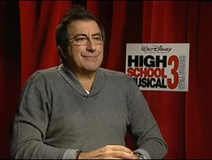 Kenny Ortega (High School Musical 3: Senior Year) Interview Video Thumbnail