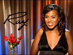 KERRY WASHINGTON - RAY Interview Video Thumbnail
