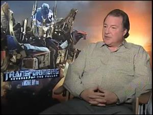 Kevin Dunn (Transformers: Revenge of the Fallen) Interview Video Thumbnail