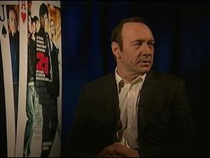 Kevin Spacey (21) Interview Video Thumbnail