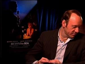 KEVIN SPACEY - BEYOND THE SEA Interview Video Thumbnail