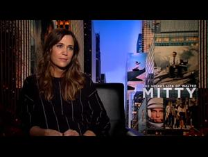 Kristen Wiig (The Secret Life of Walter Mitty) Interview Video Thumbnail