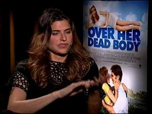 Lake Bell (Over Her Dead Body) Interview Video Thumbnail