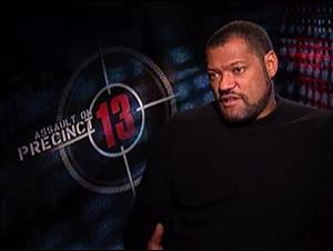 LAURENCE FISHBURNE - ASSAULT ON PRECINCT 13 Interview Video Thumbnail