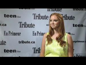 Lily Cole (The Imaginarium of Dr. Parnassus) Interview Video Thumbnail