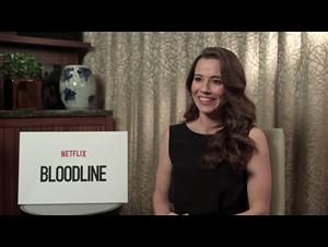 Linda Cardellini (Bloodline) Interview Video Thumbnail