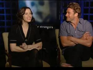 Liv Tyler & Scott Speedman (The Strangers) Interview Video Thumbnail