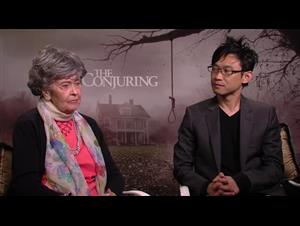 lorraine-warren-james-wan-the-conjuring Video Thumbnail
