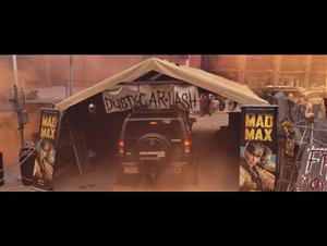 Mad Max: Fury Road - Dusty Car Wash Video Thumbnail