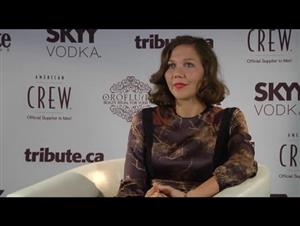 Maggie Gyllenhaal (Hysteria) Interview Video Thumbnail