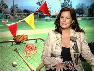 MARCIA GAY HARDEN - BAD NEWS BEARS Interview Video Thumbnail