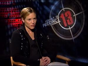 MARIA BELLO - ASSAULT ON PRECINCT 13 Interview Video Thumbnail