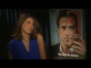 Marisa Tomei (The Ides of March) Interview Video Thumbnail