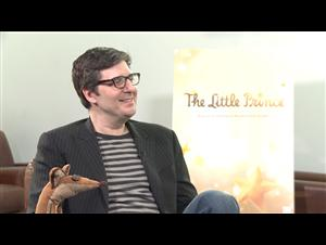 Mark Osborne Interview - The Little Prince Video Thumbnail