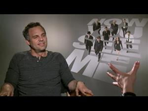 Mark Ruffalo (Now You See Me) Interview Video Thumbnail