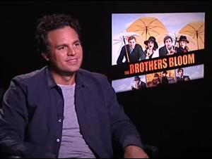 Mark Ruffalo (The Brothers Bloom) Interview Video Thumbnail