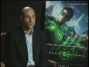 Mark Strong (Green Lantern) 2 Interview Video Thumbnail