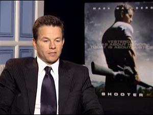 MARK WAHLBERG (SHOOTER) Interview Video Thumbnail