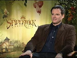Mark Waters (The Spiderwick Chronicles) Interview Video Thumbnail