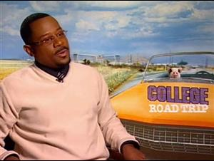 Martin Lawrence (College Road Trip) Interview Video Thumbnail
