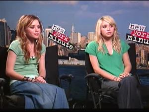 MARY-KATE & ASHLEY OLSEN Interview Video Thumbnail