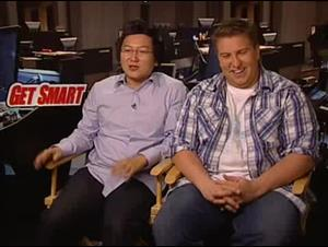 Masi Oka & Nate Torrence (Get Smart) Interview Video Thumbnail
