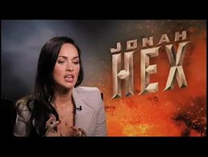 Megan Fox (Jonah Hex) Interview Video Thumbnail