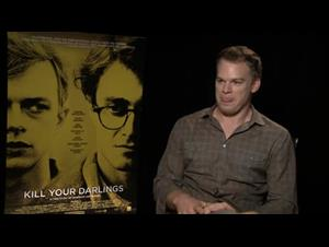 Michael C. Hall (Kill Your Darlings) Interview Video Thumbnail