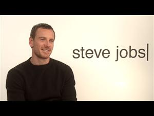 Michael Fassbender - Steve Jobs Interview Video Thumbnail