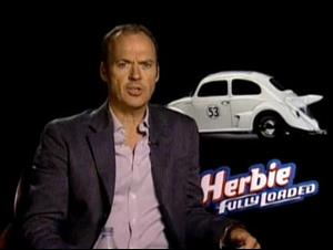 MICHAEL KEATON - HERBIE: FULLY LOADED Interview Video Thumbnail
